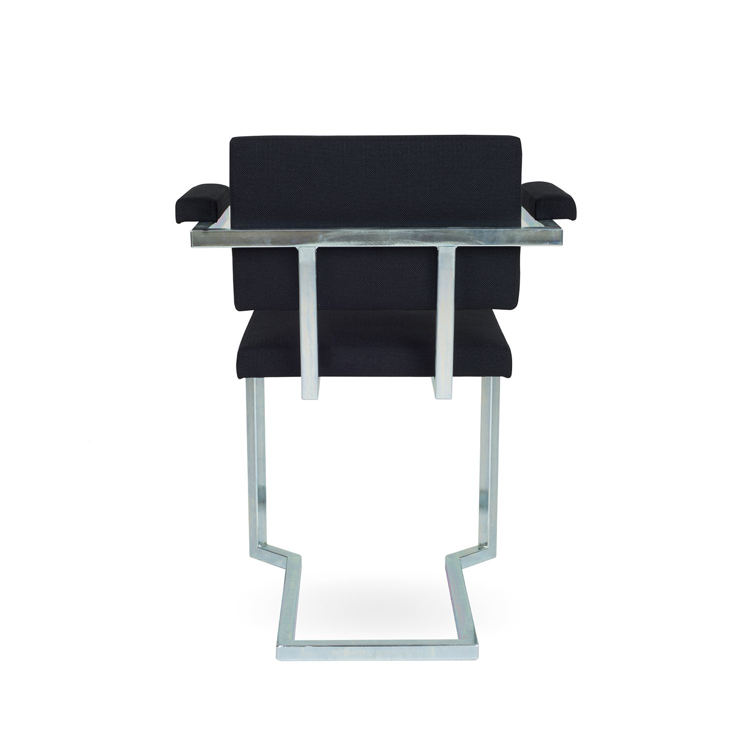avl koker chair with armrests