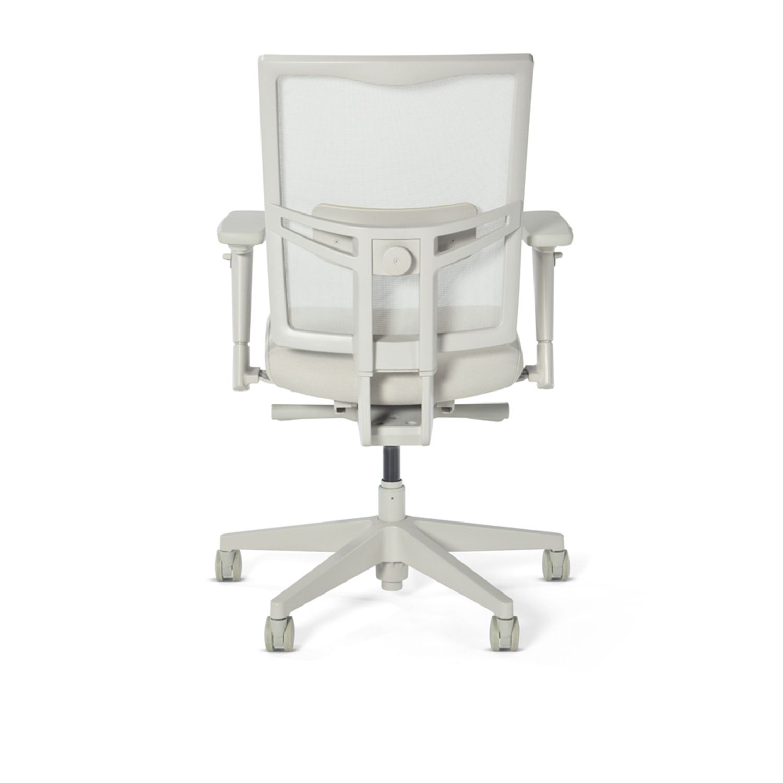 boring netweave chair