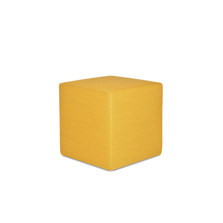 lensvelt quadratum pouf